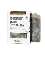 Soap Distillery Beer+Cigarettes Soap Bar