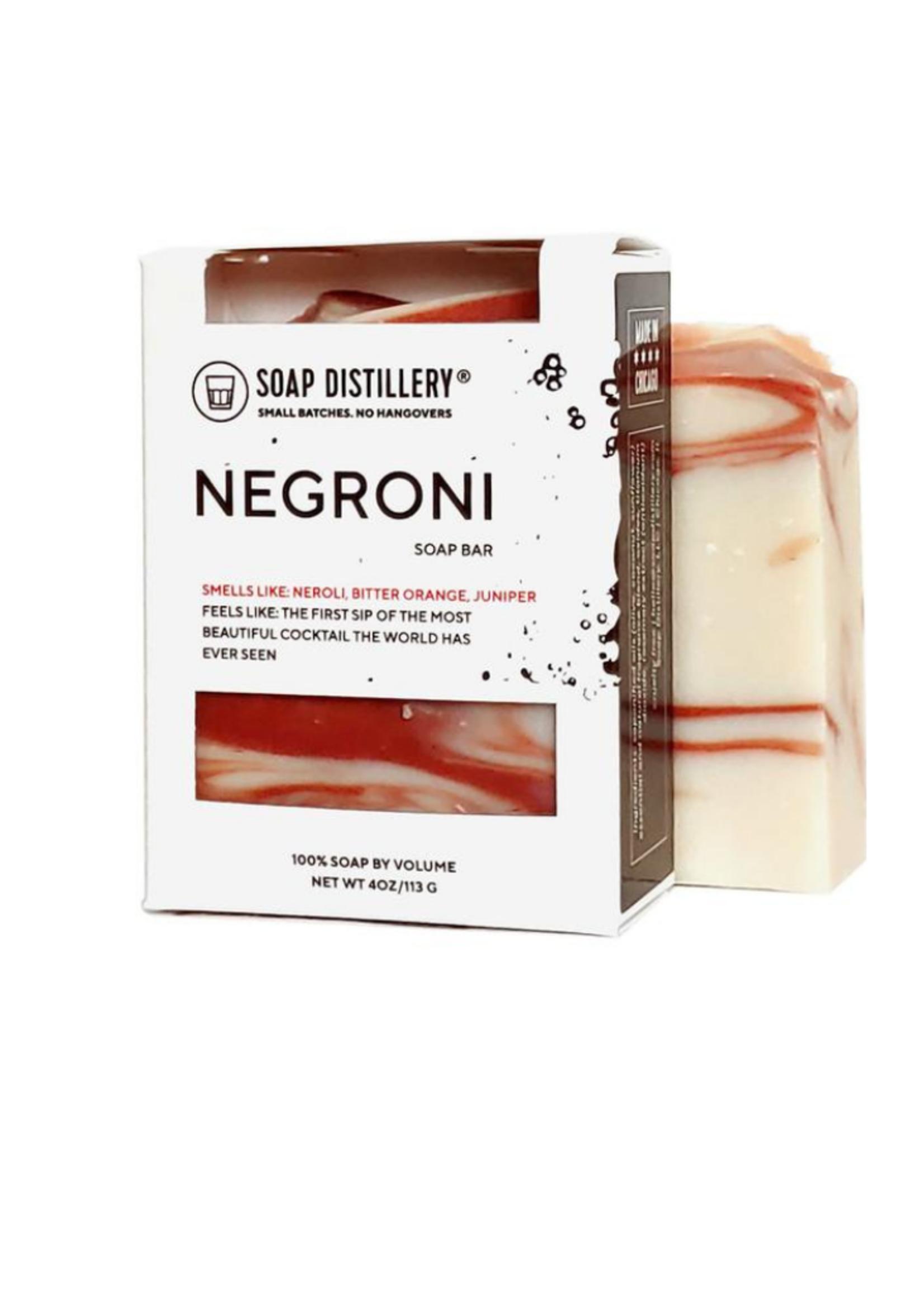 Negroni Soap Bar