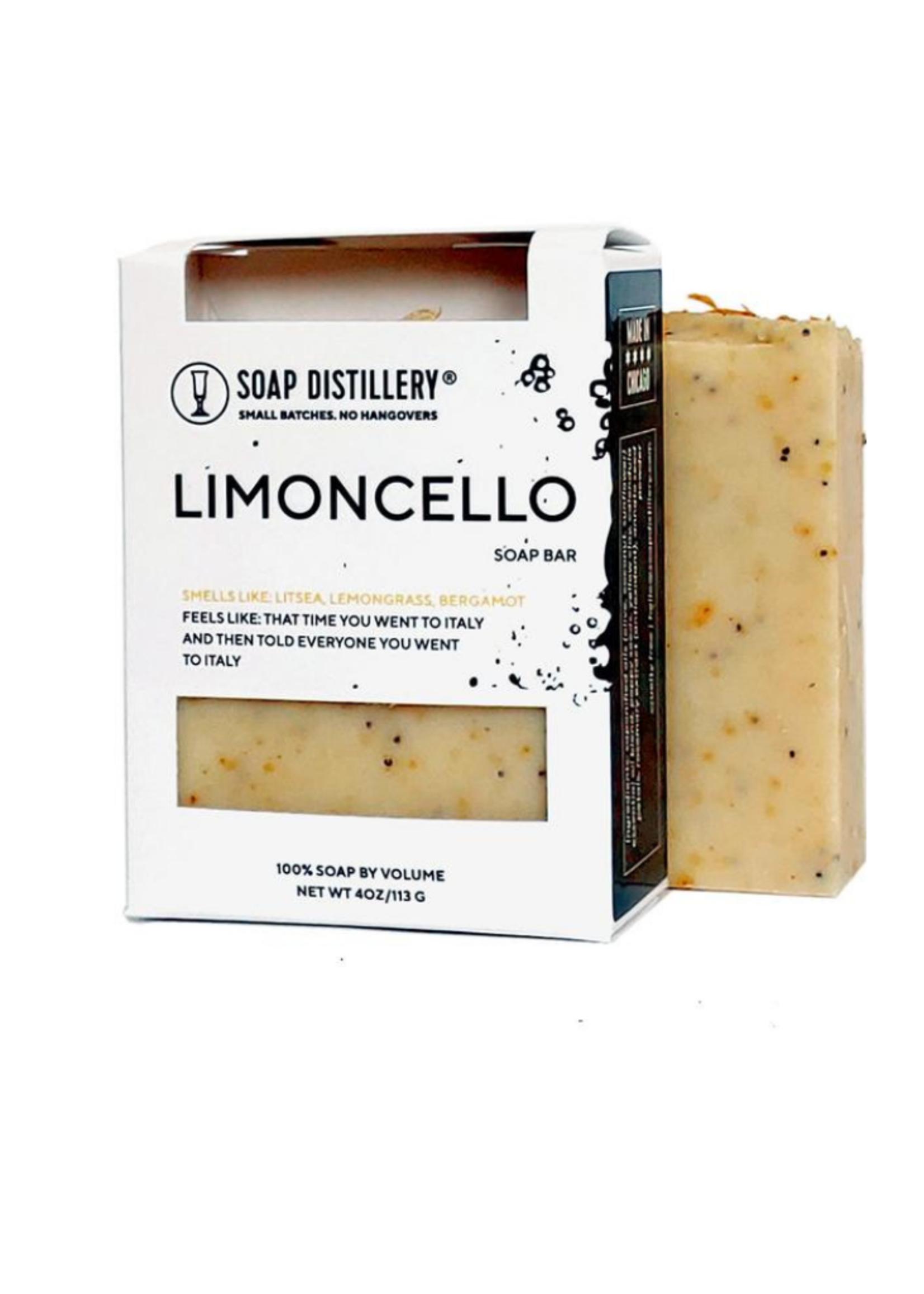 Limeoncello Soap Bar
