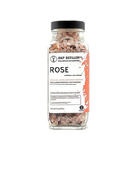 Soap Distillery Rosé Mineral Salt Soak