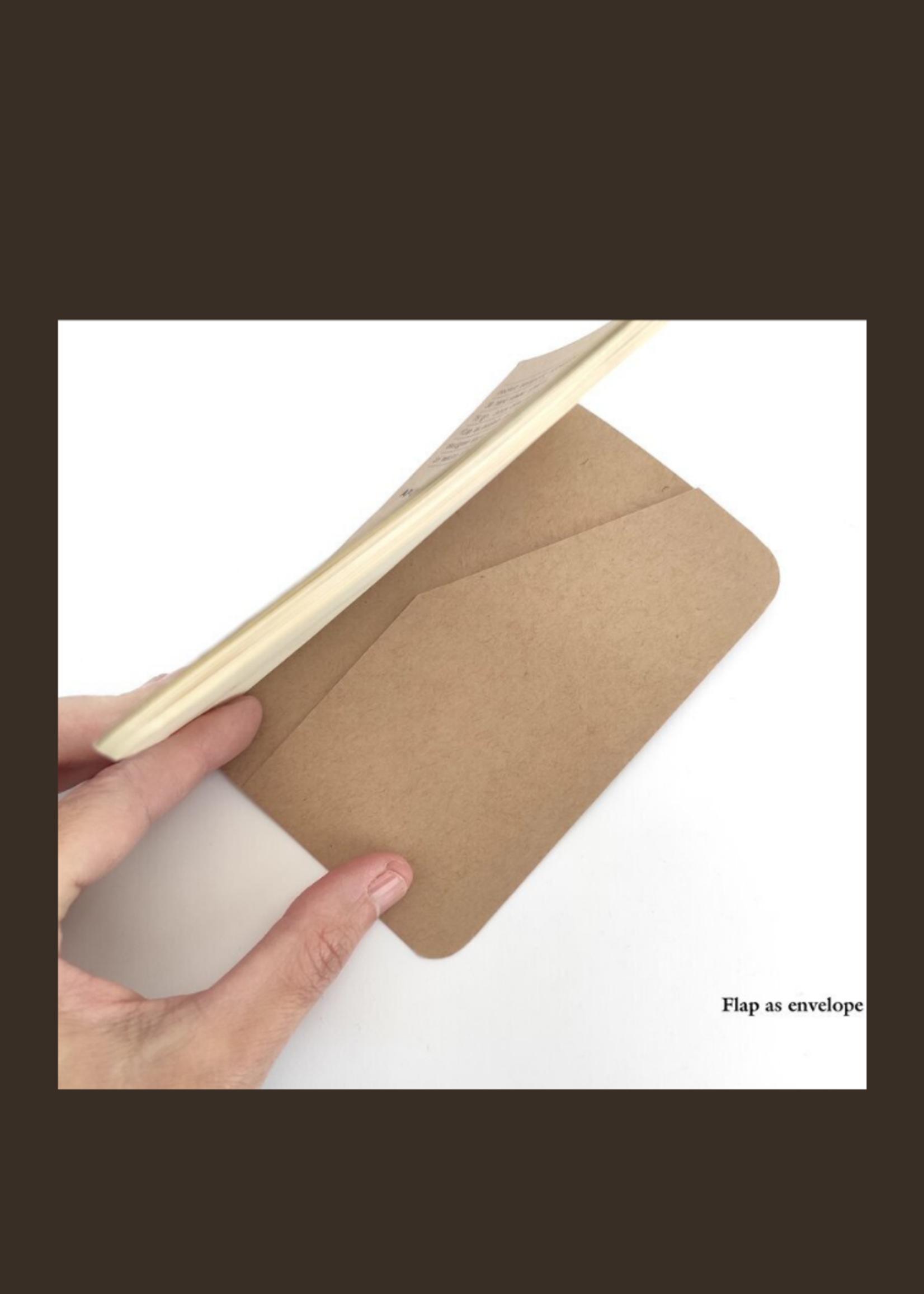 Apuntes Pocket Notebooks Minagris+Negro