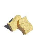 Zero Waste Club Zero Waste Club Biodegradable Kitchen Sponges - Pack of 2