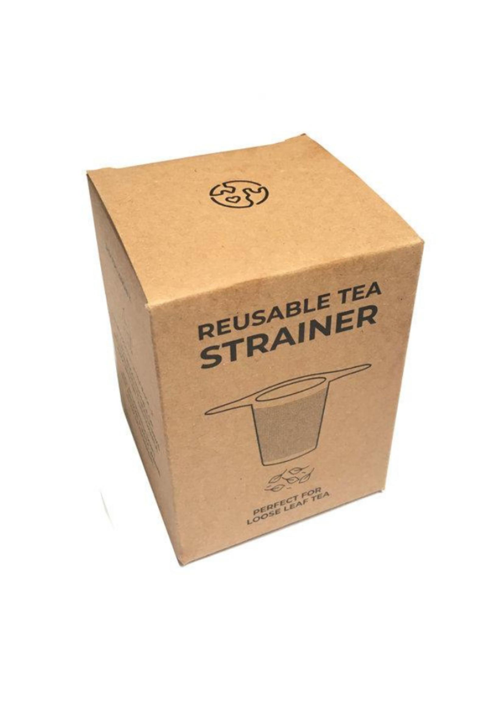 Zero Waste Club Reusable Tea Strainer