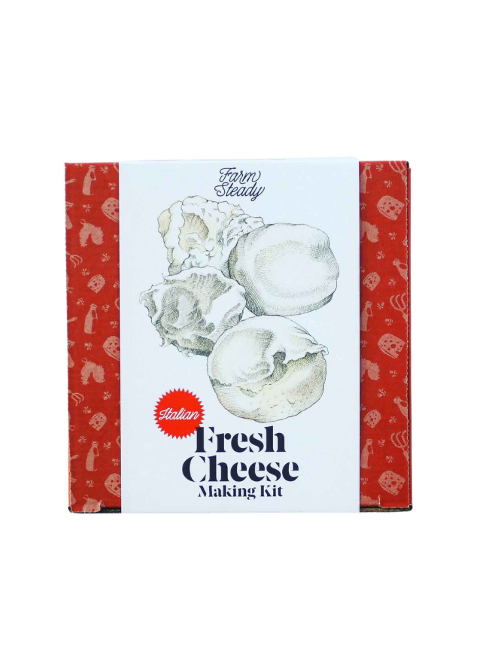 Fresh Italian Cheese Making Kit