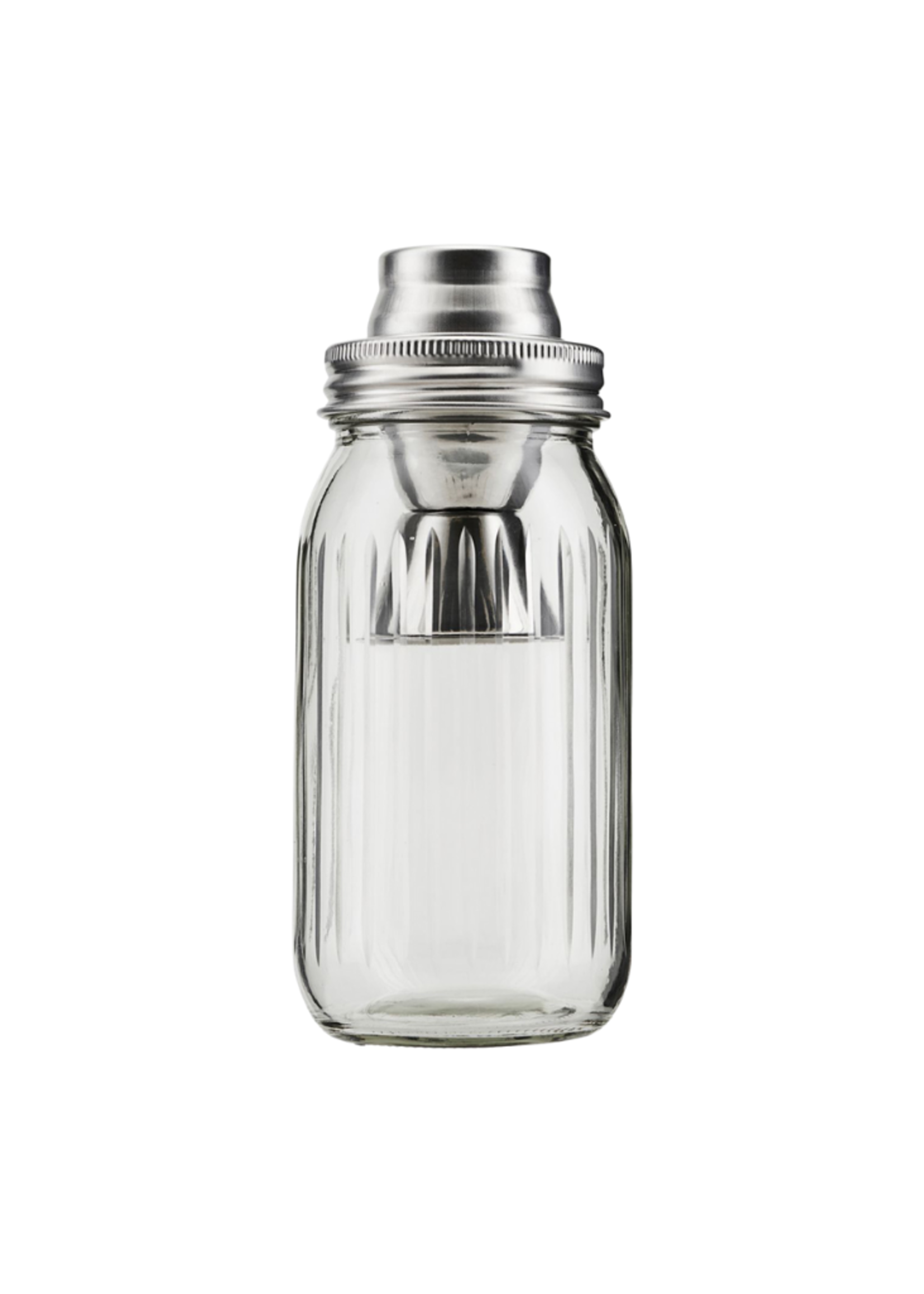 Society of Lifestyle Grid Cocktail Shaker
