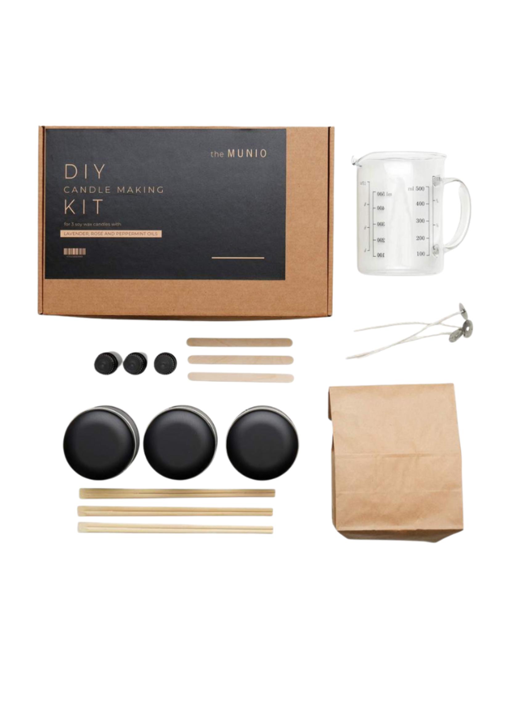 The Munio DIY Candle Making Kit