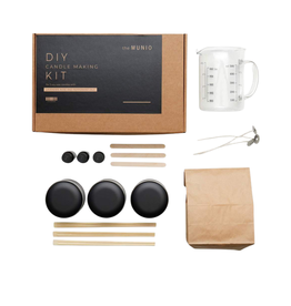 The Munio The Munio DIY Candle Making Kit