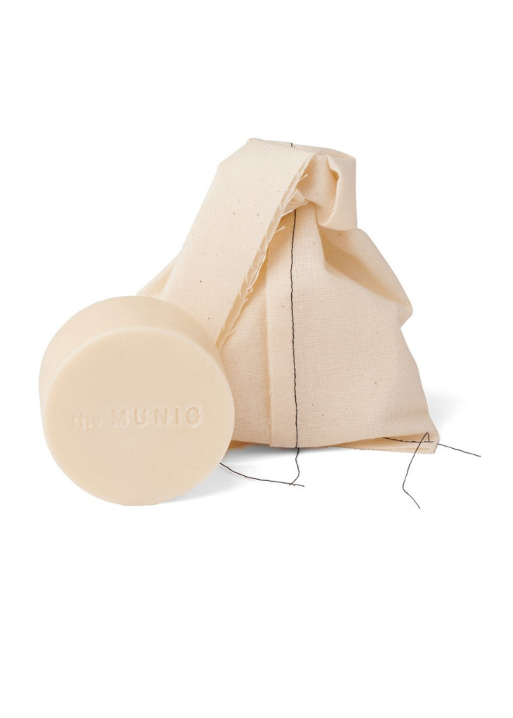 The Munio The Munio Wild Flowers Organic Bar Soap