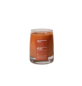 Yield Design Co Yield 8 oz Wright Candle