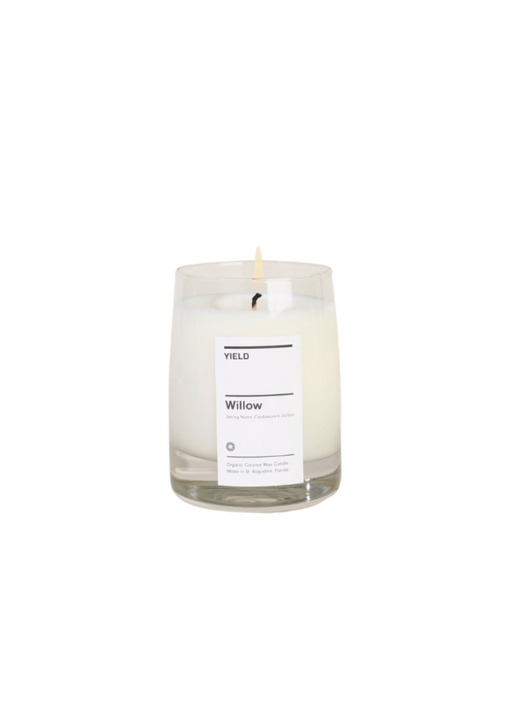 Yield Design Co Willow Candle