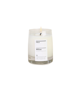 Yield Design Co Yield 8 oz Willow Candle
