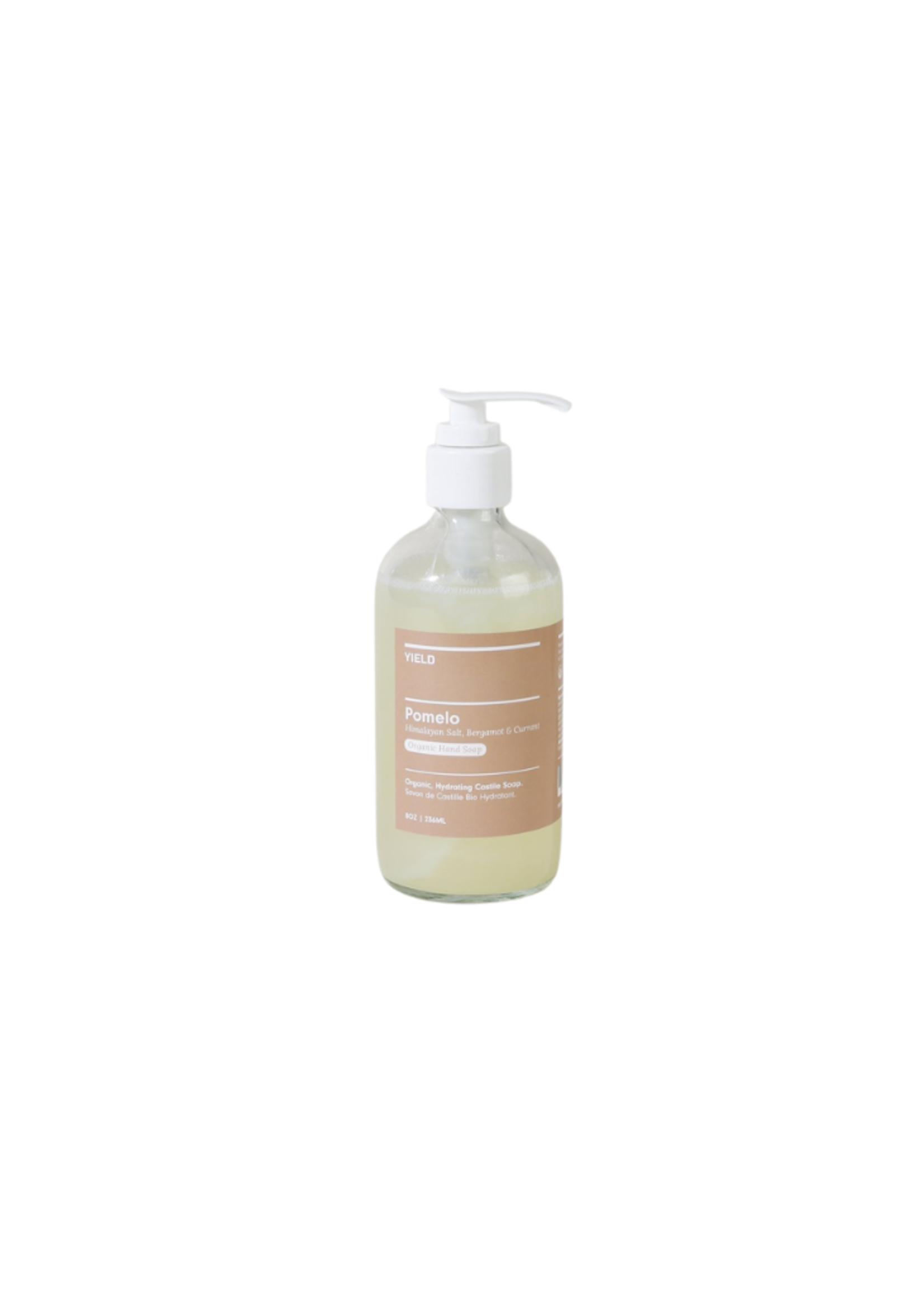 Yield Design Co Pomelo Organic Hand Soap - 8oz Bottle