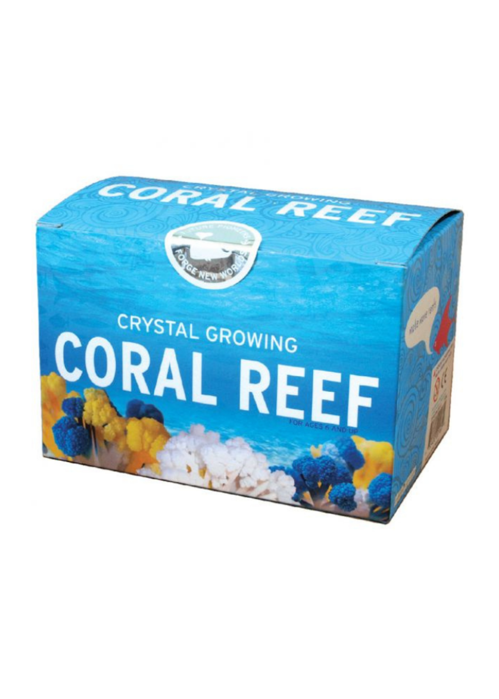 Copernicus Toys Crystal Growing Coral Reef