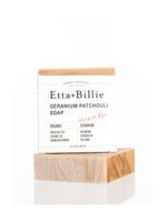 Ette+Billie Etta + Billie Geranium Patchouli Soap