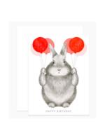 Dear Hancock Birthday Dear Hancock Bunny Balloons