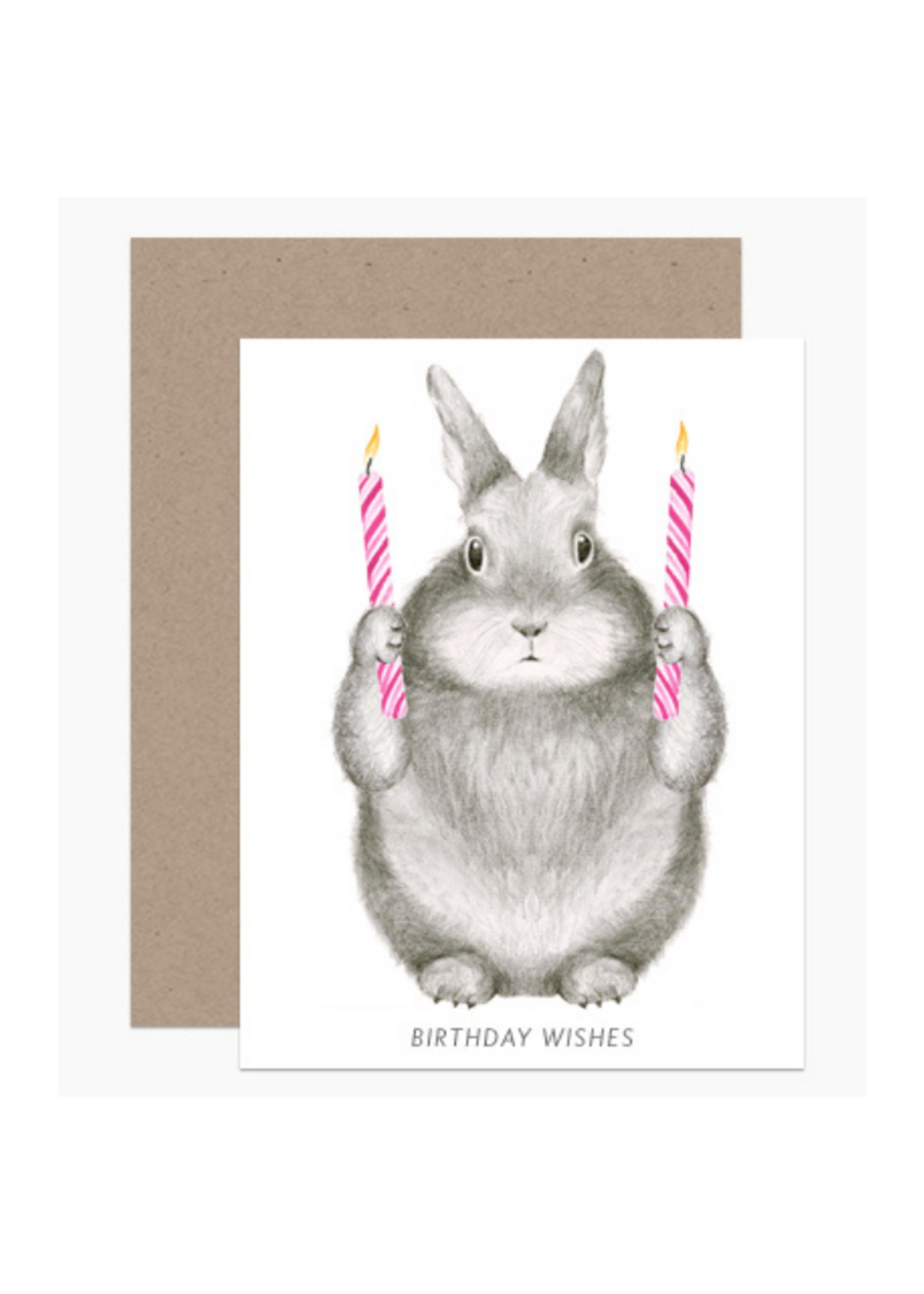 Dear Hancock Birthday Dear Hancock Birthday Wishes Bunny