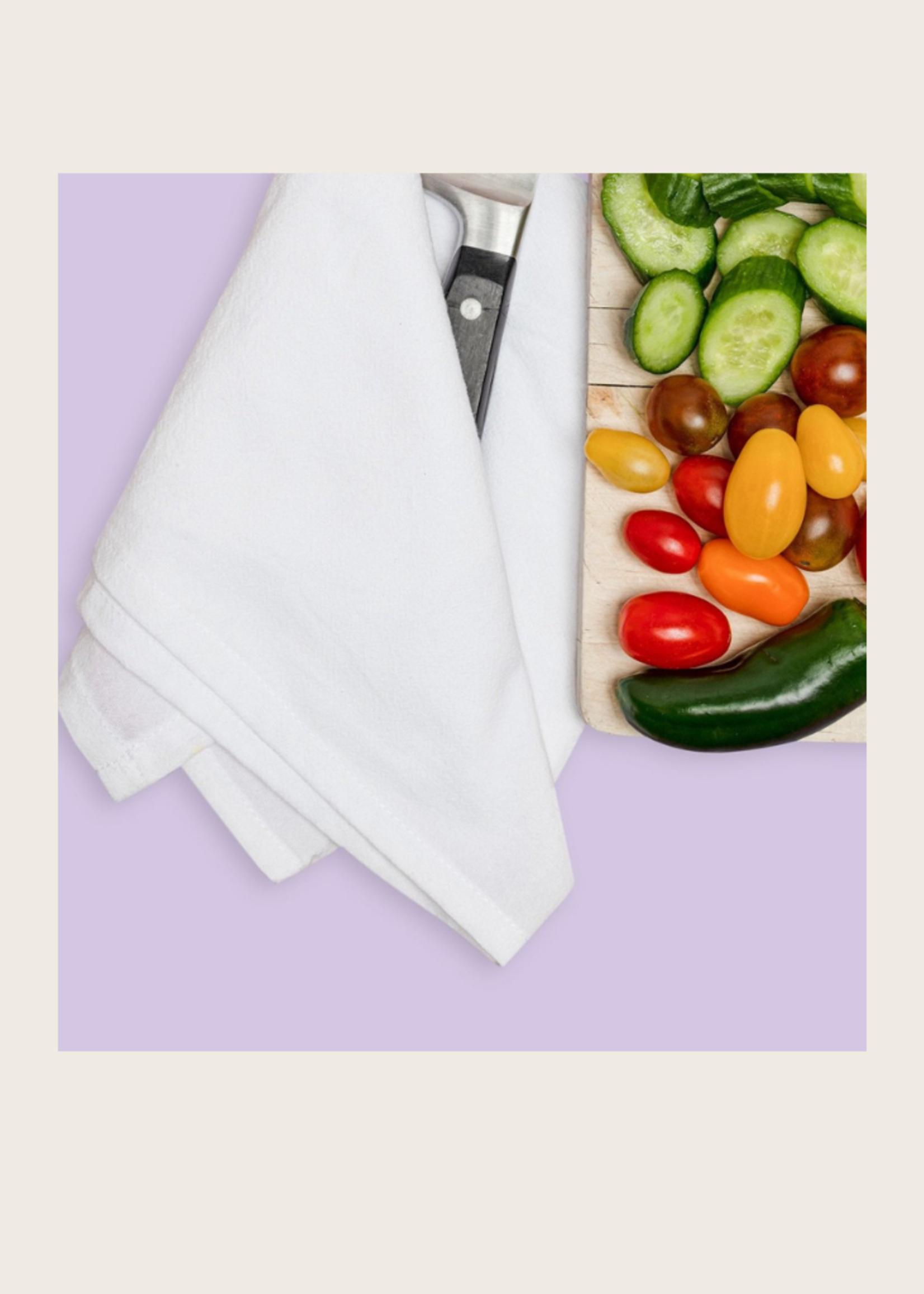 Alt Linen Kitchen Towels S/6- Lifetime Replacements