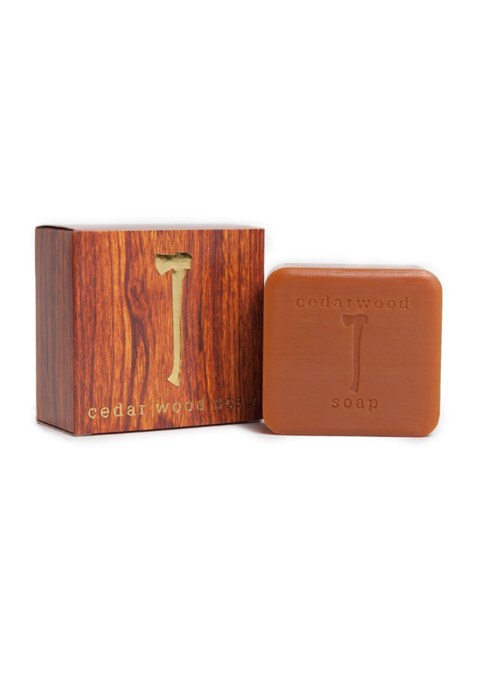 Kala Cedar Wood Soap