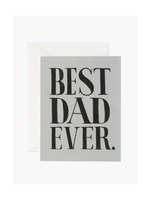 Rifle Paper Co. Rifle Paper Co.  Best Dad Ever Card