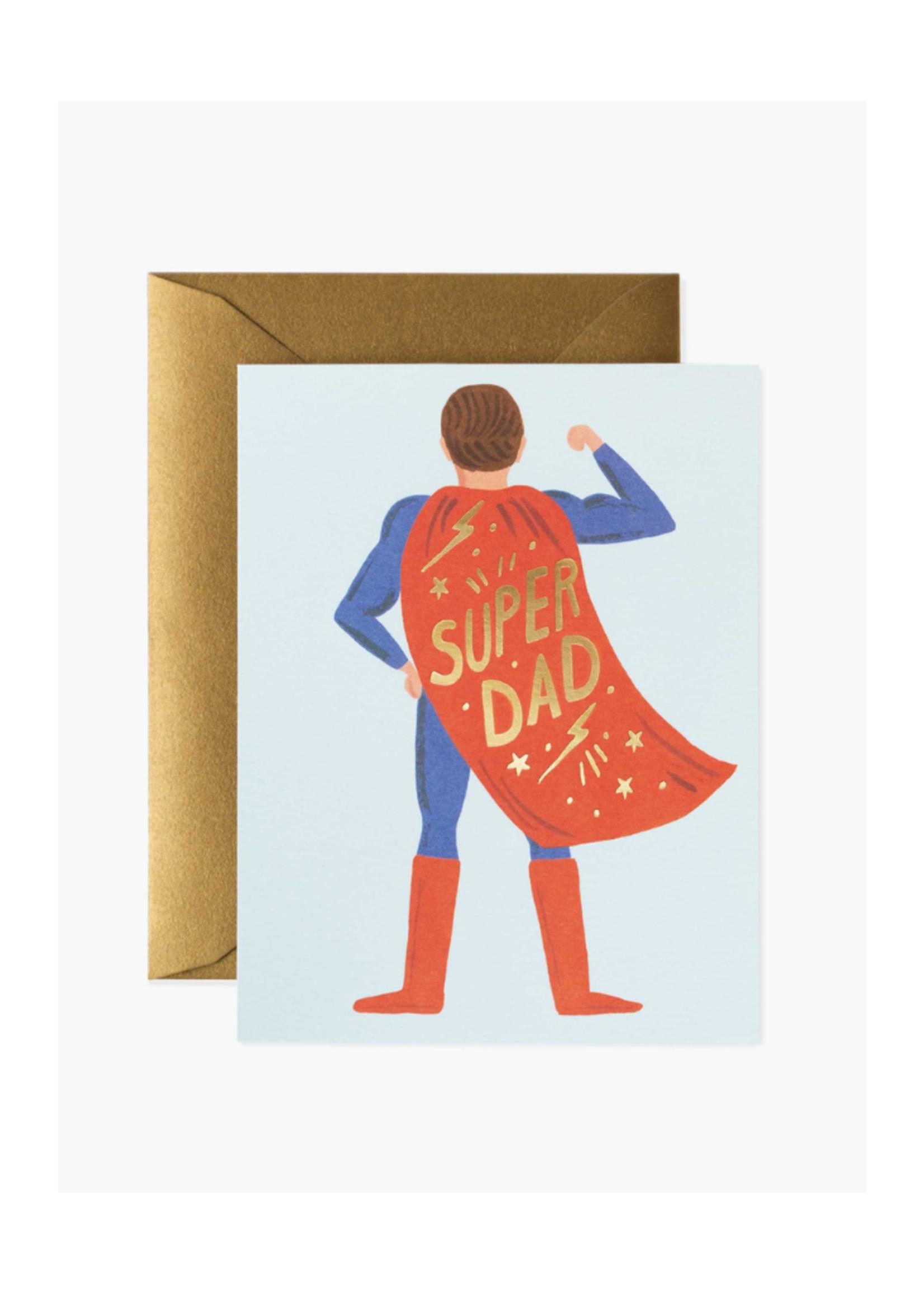 Rifle Paper Co. Super Dad Card