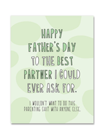 Near Modern Disaster Near Modern Disaster Best Partner Father's Day