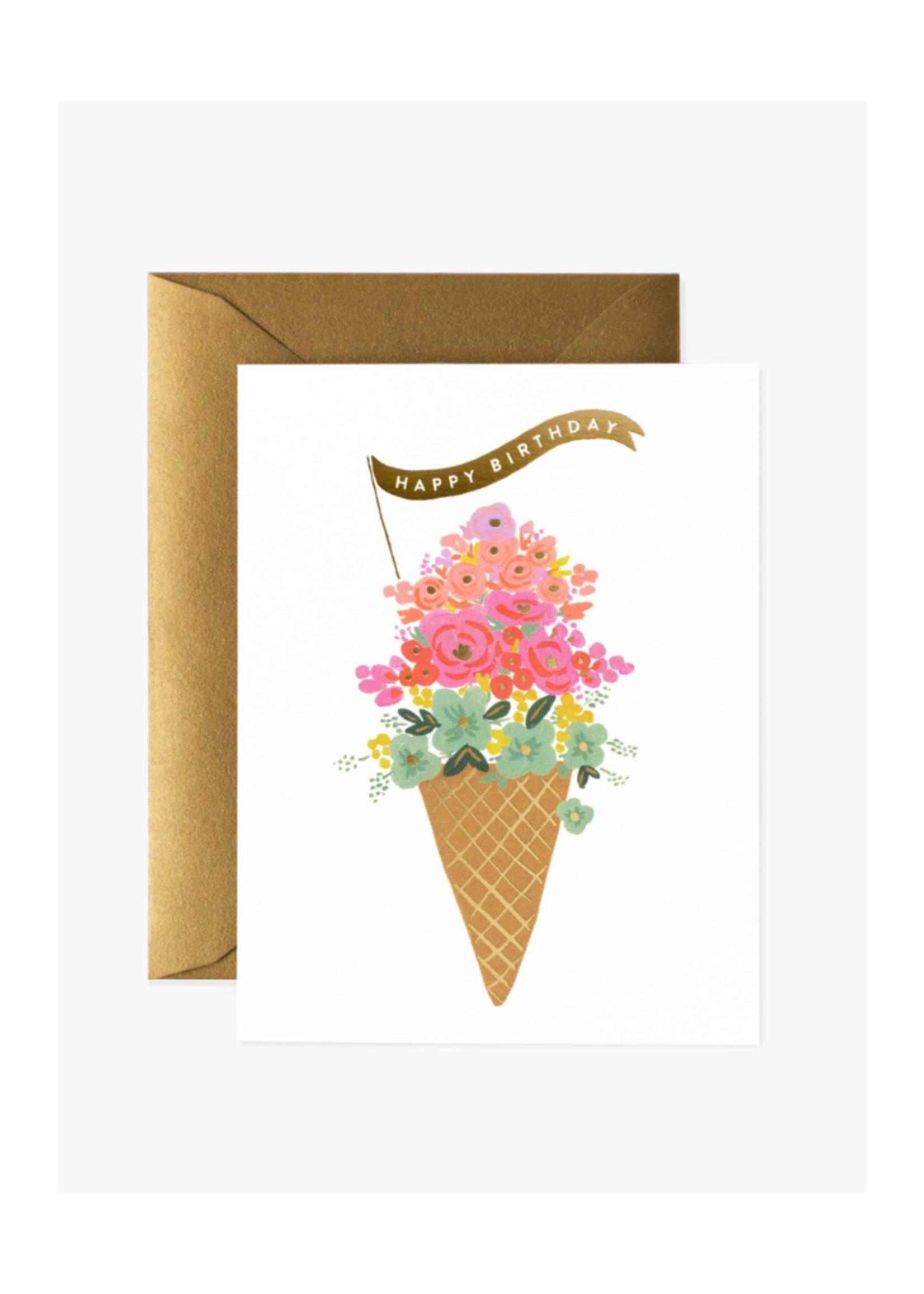 Rifle Paper Co. Birthday Ice Cream
