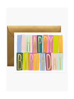 Rifle Paper Rifle  Paper Co. Merida Birthday