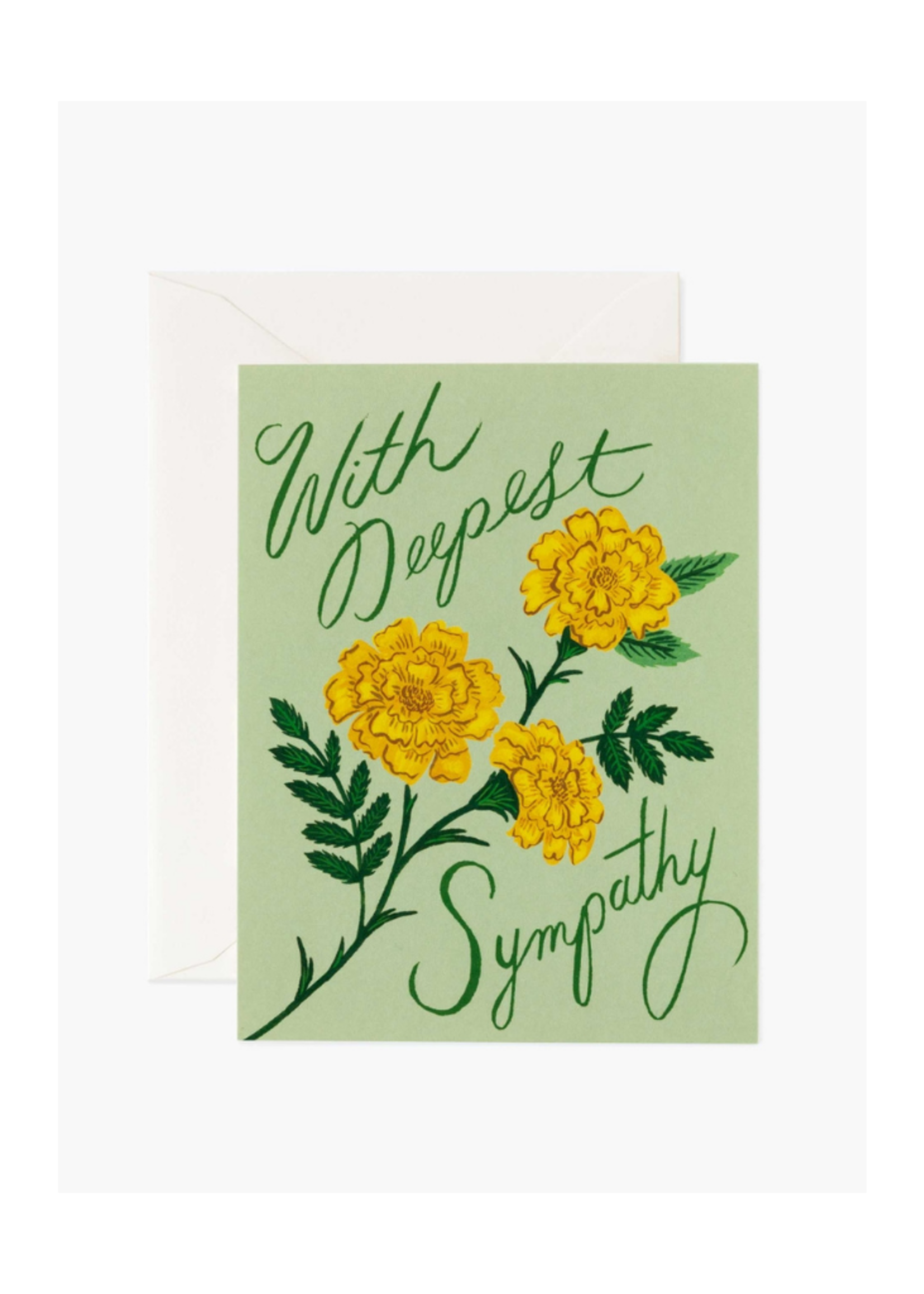 Rifle Paper Co. Sympathy Marigold