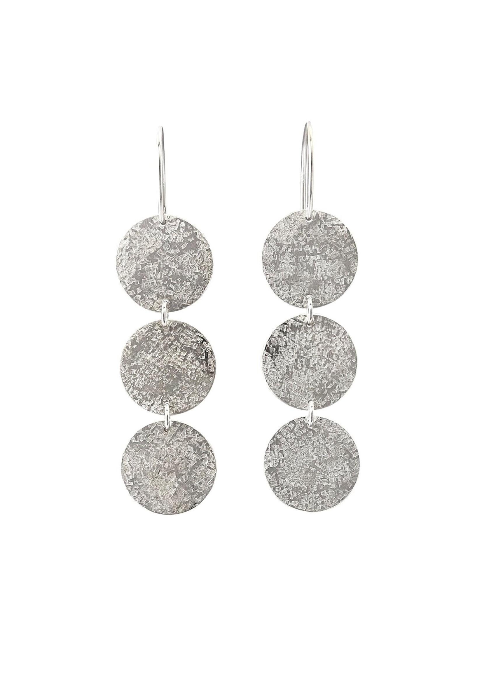 Suga Jewelry Snow Earrings