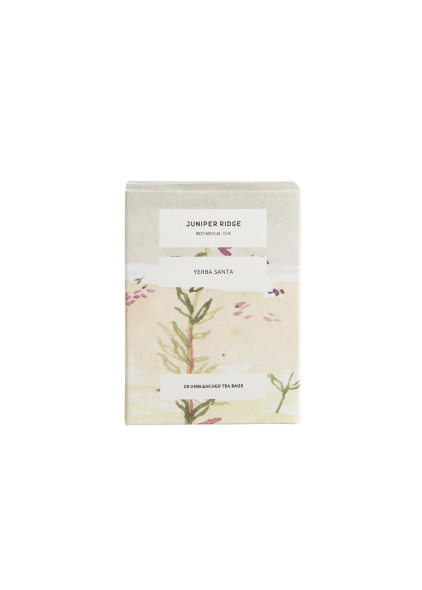 Juniper Ridge Yerba Santa Botanical Tea