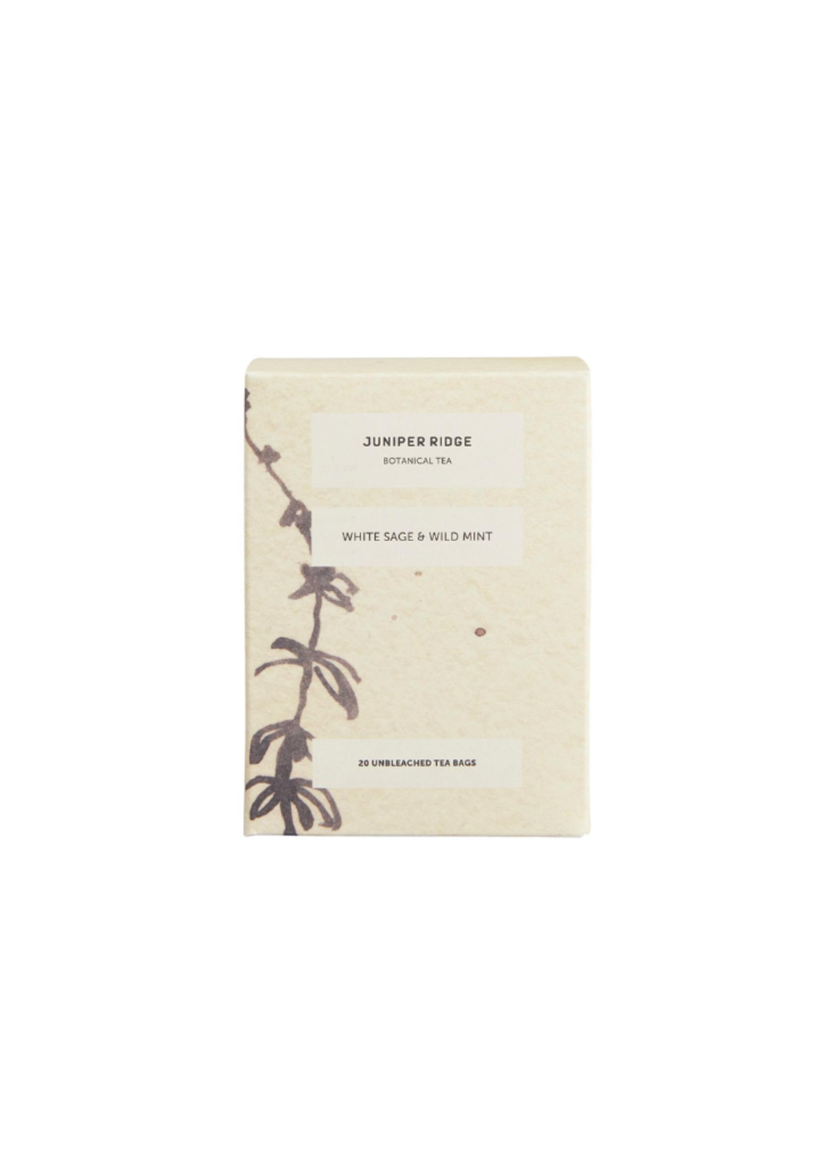 Juniper Ridge White Sage & Wild Mint Botanical Tea