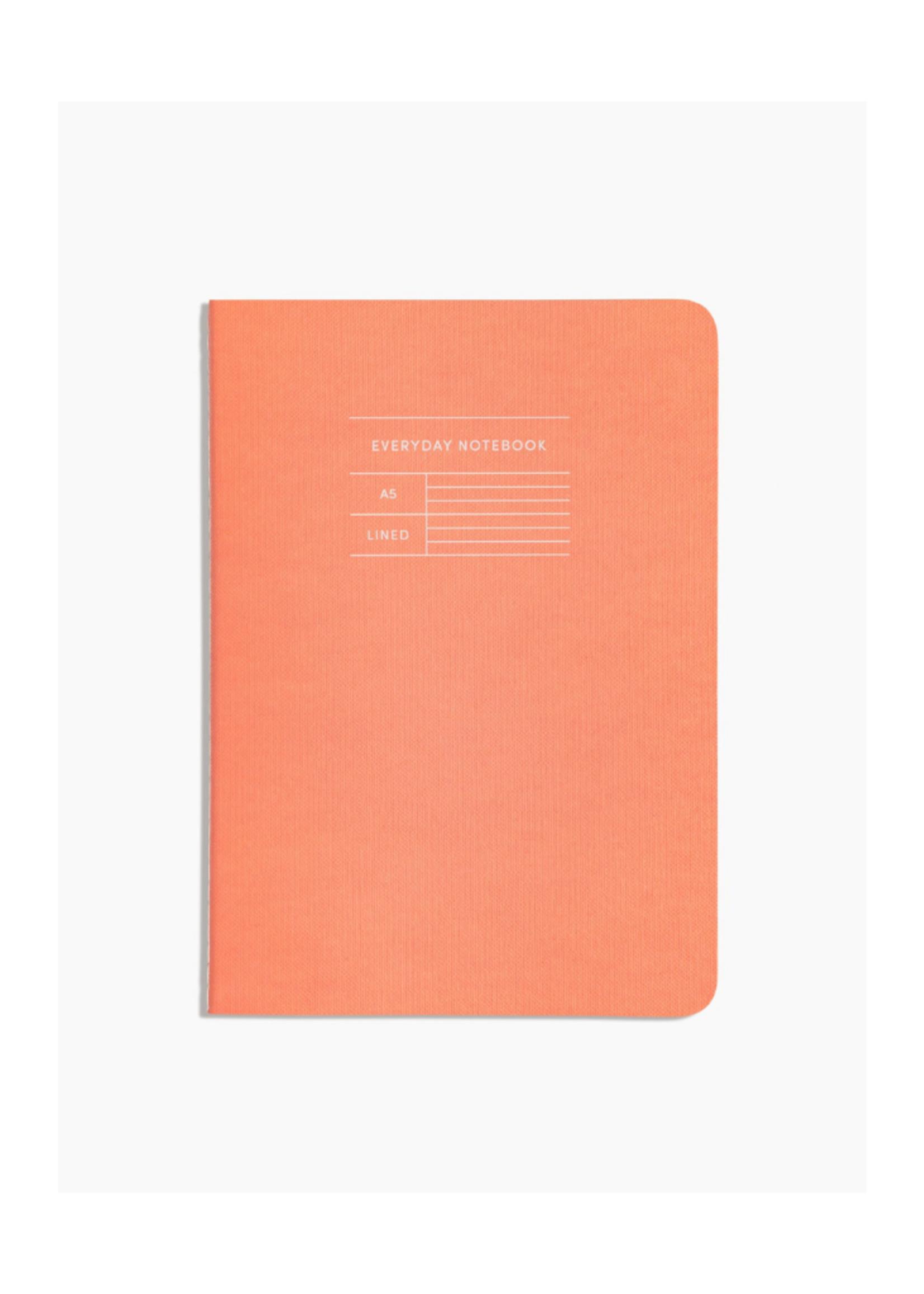 Poketo Everyday Notebook Lined