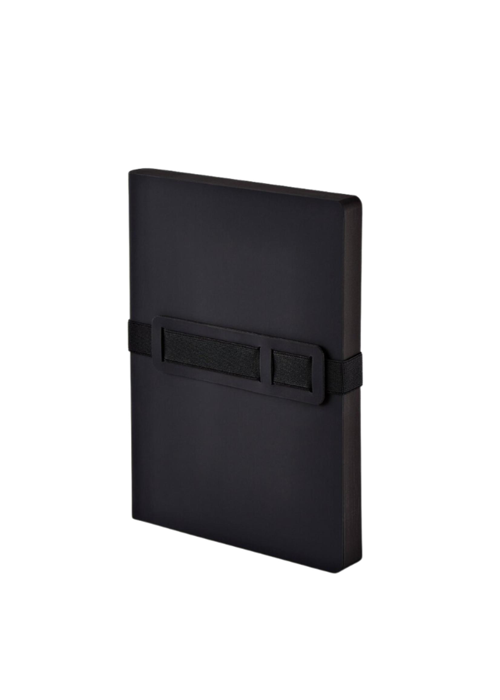 nuuna Voyager Large Black Notebook