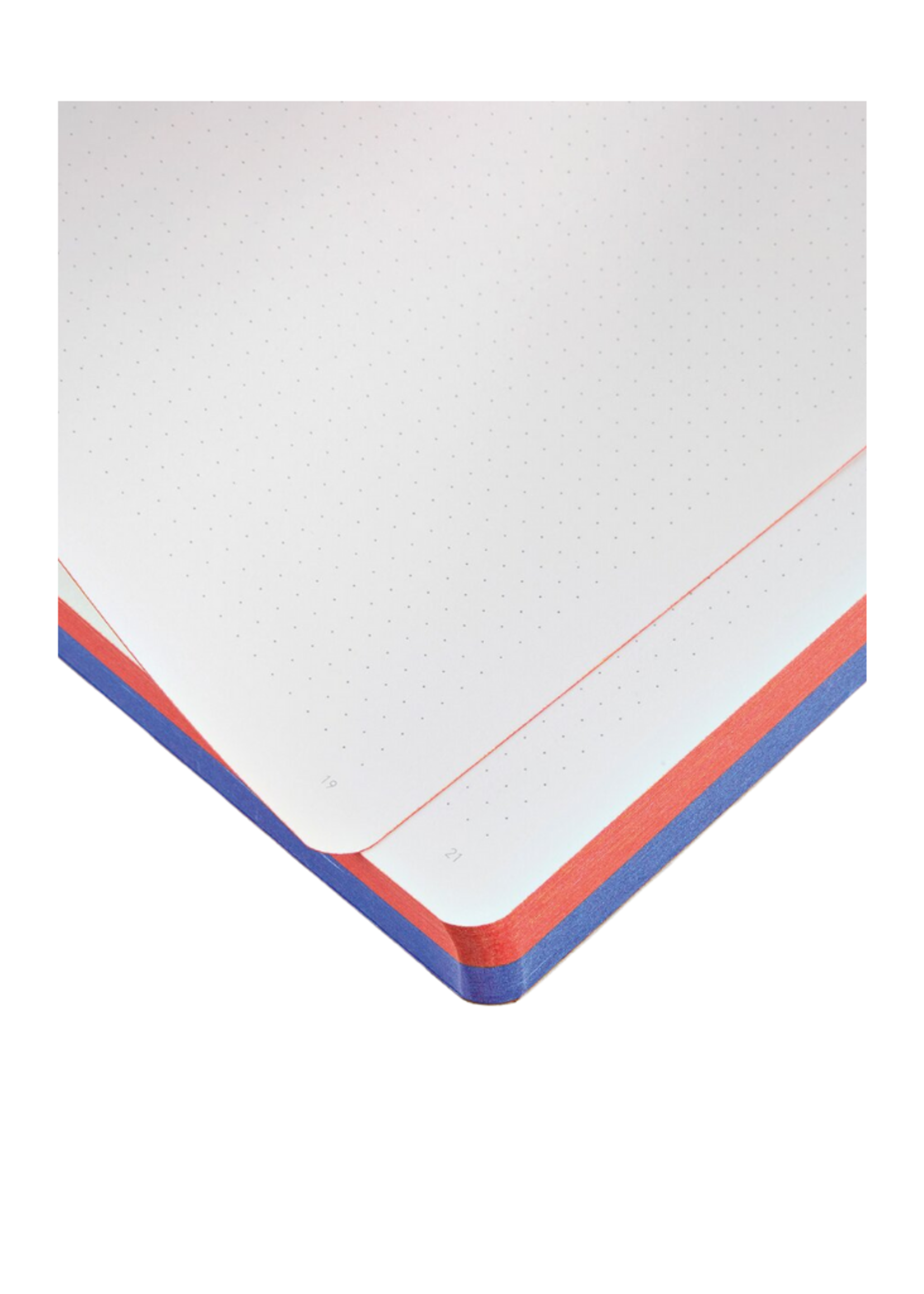 nuuna Graphic Large Yes/No Notebook