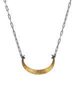 Hilary Finck Jewelry Hilary Finck Crescent Necklace