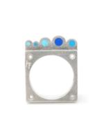 Hilary Finck Jewelry Hilary Finck Cloud Rivet Ring
