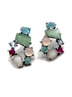 Joanna Gollberg Joanna Gollberg Multi Stone Earrings