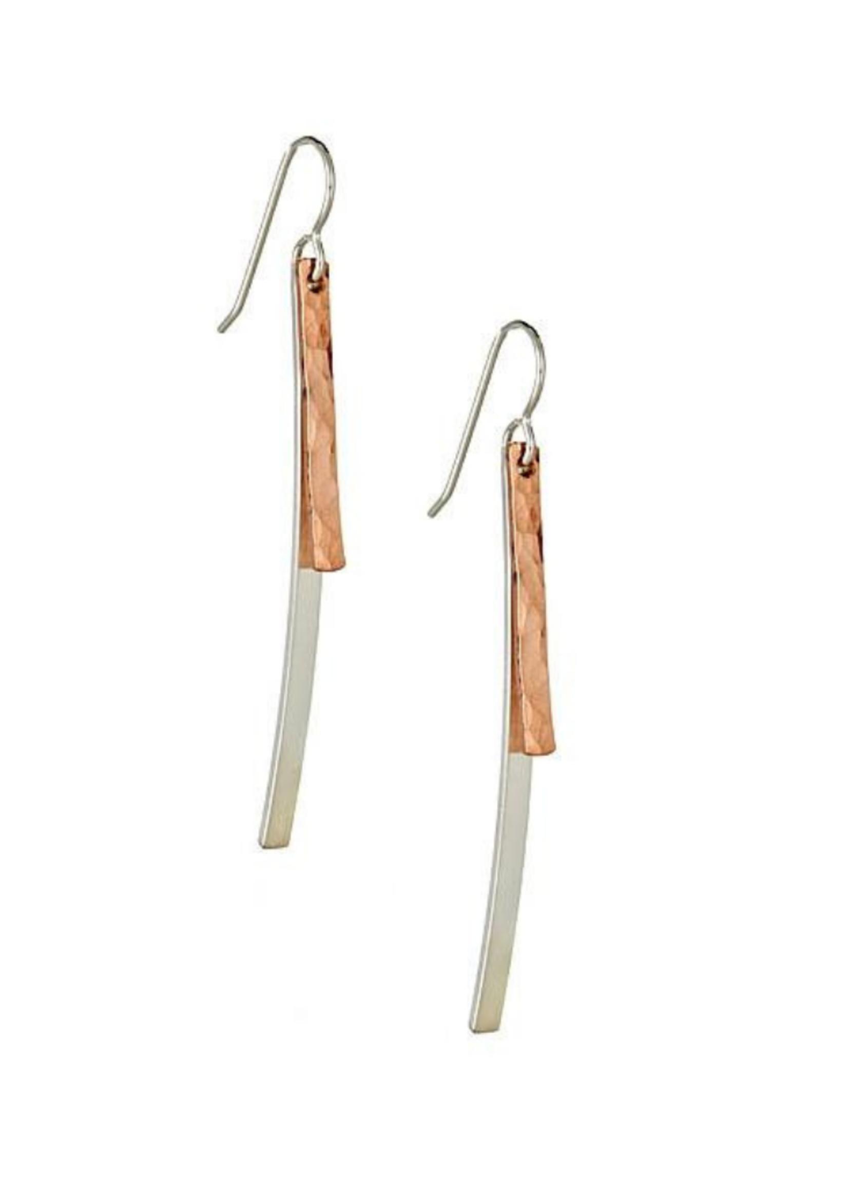 Vanessa Gade Duoline Earrings