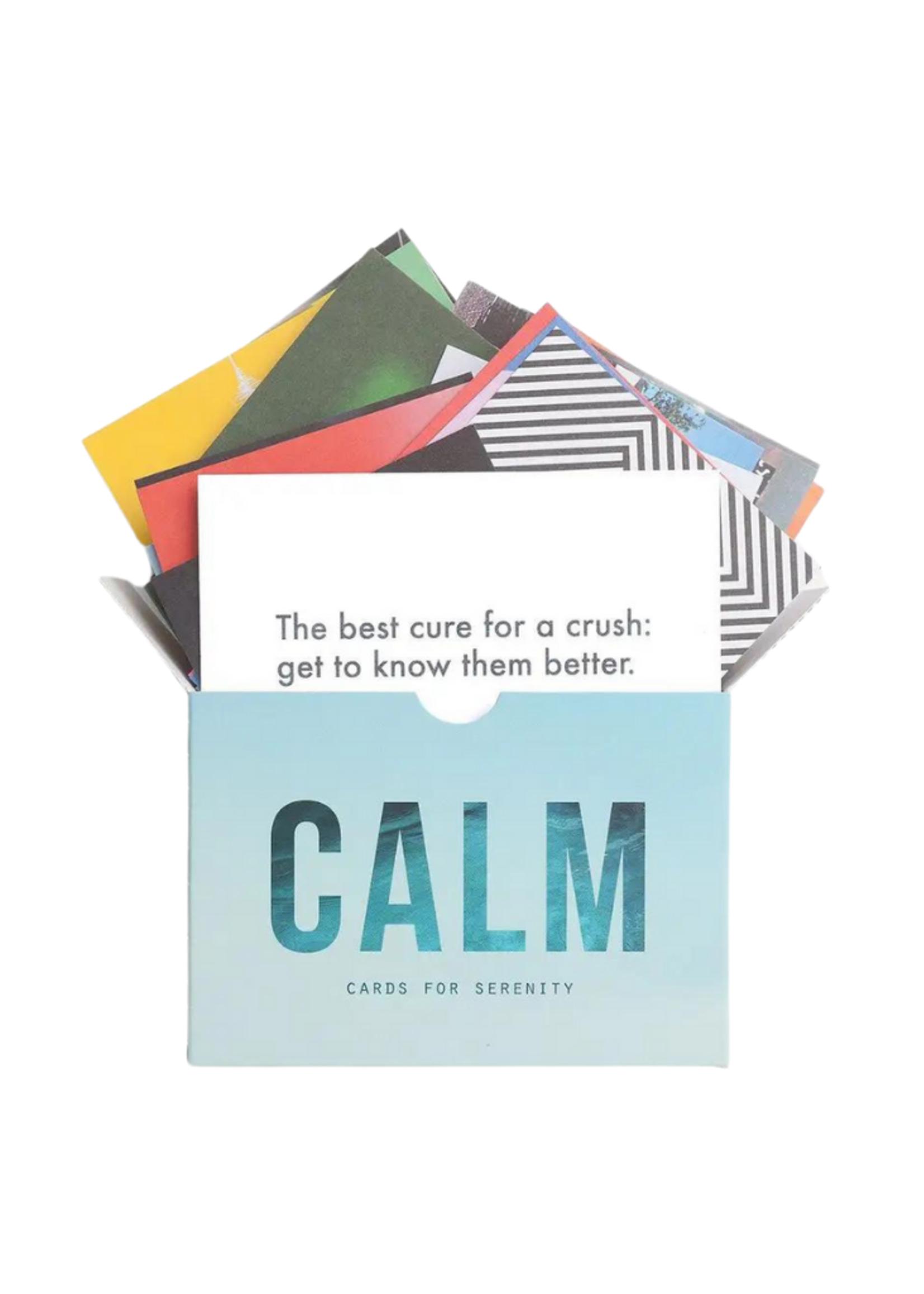 The School of Life Calm Card Set