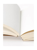 Hightide USA Hightide USA Puggy's Best Paperback Notebook/ L/ Red