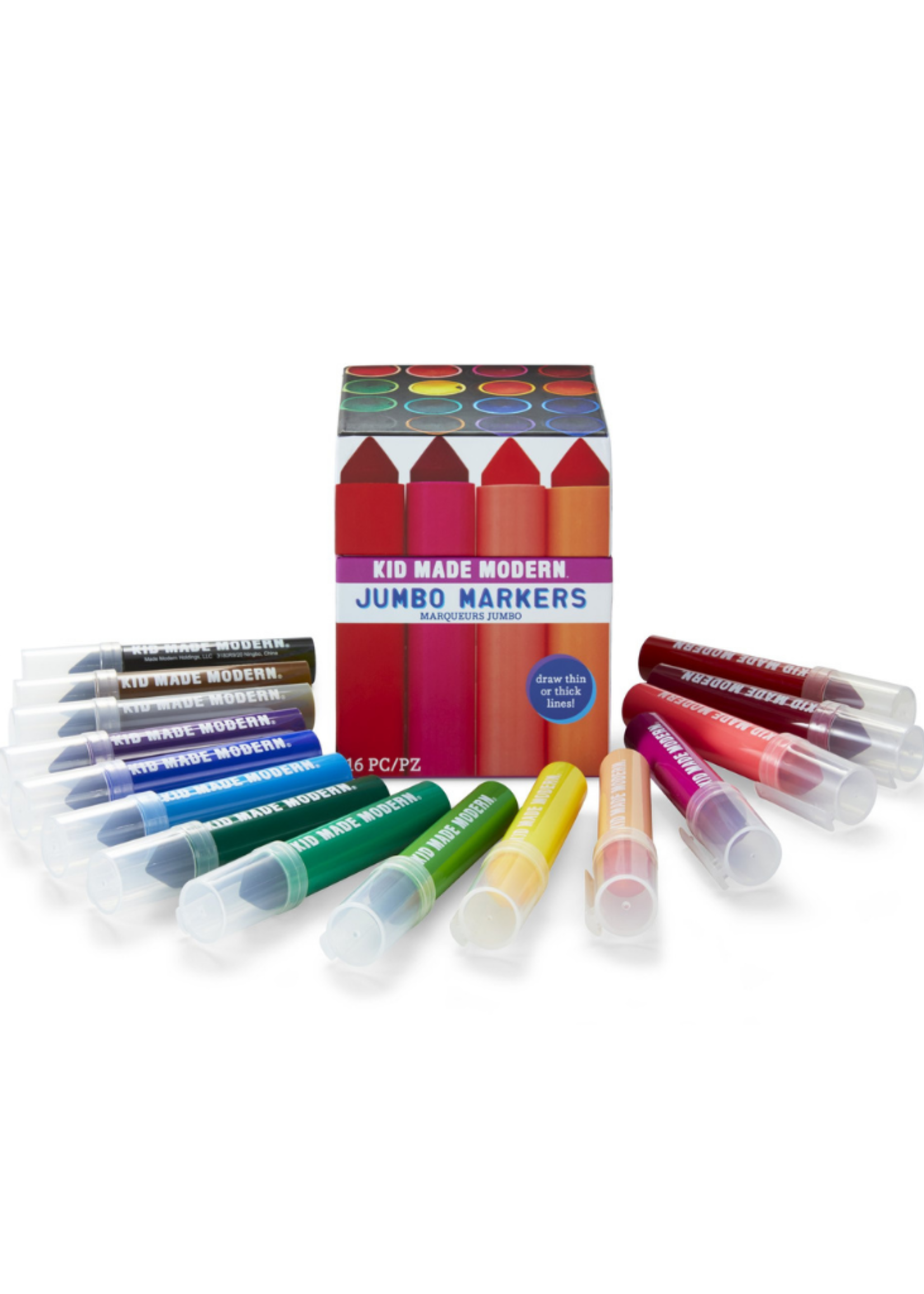 Kids Made Modern Jumbo Markers
