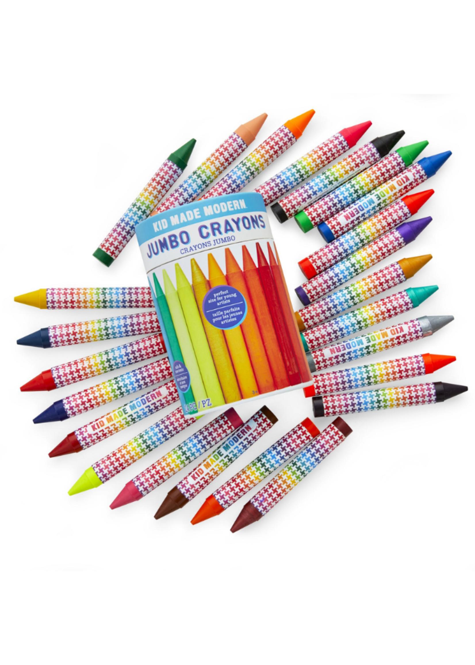 Kids Made Modern Jumbo Crayons