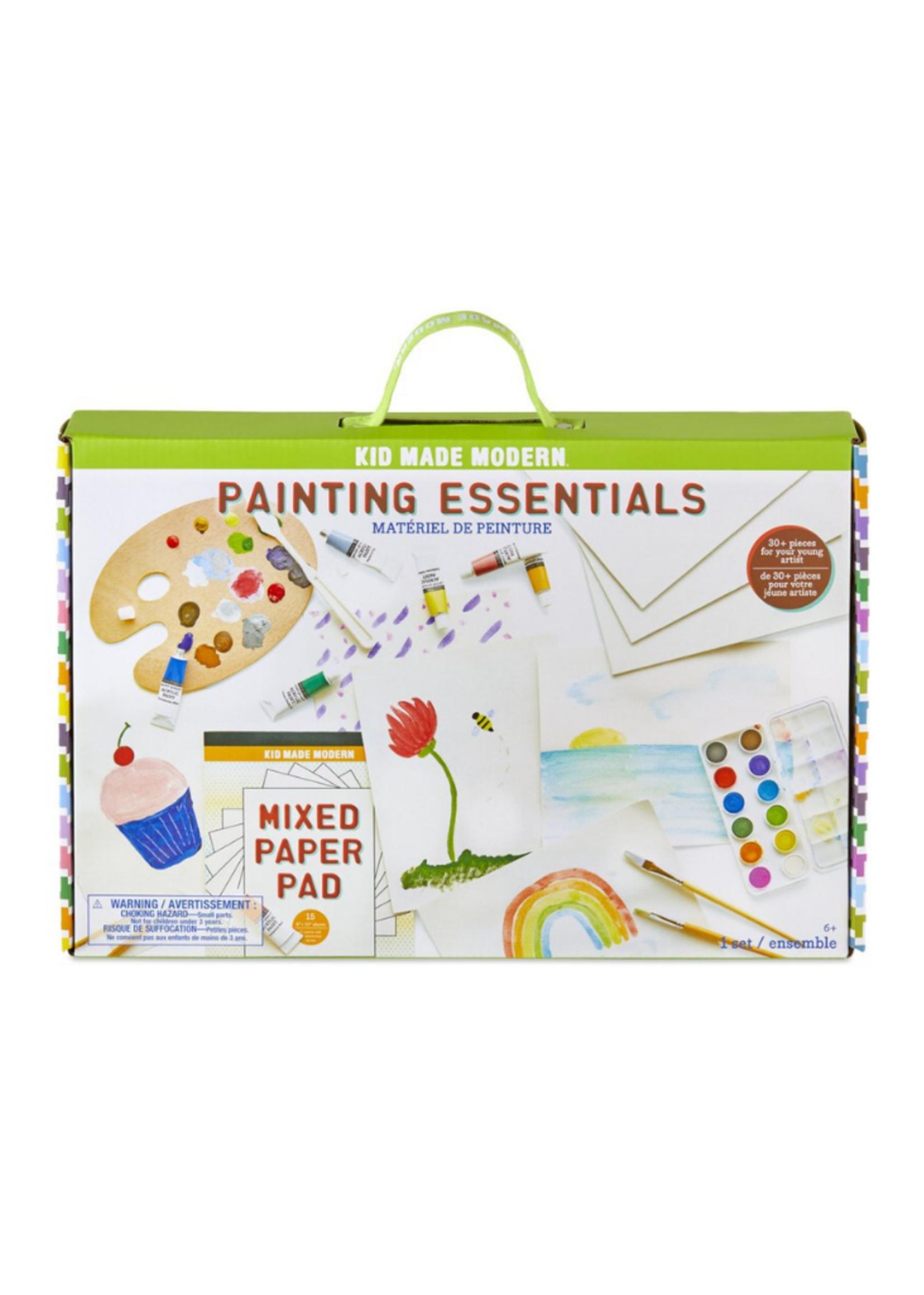 Kids Made Modern Painting Essentials Kit
