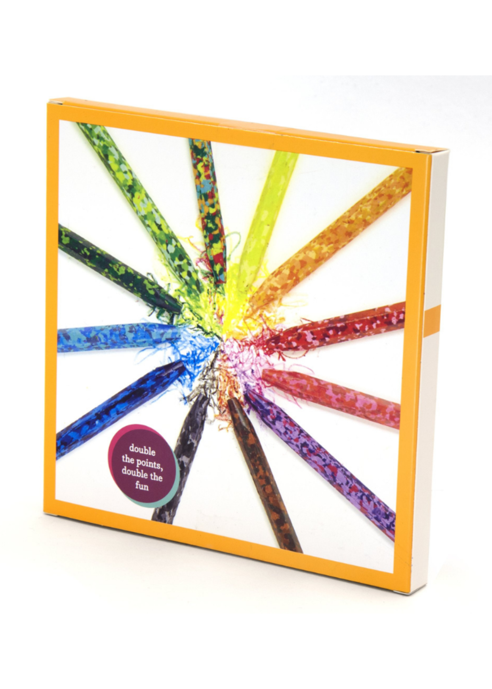 Kids Made Modern Confetti Crayon