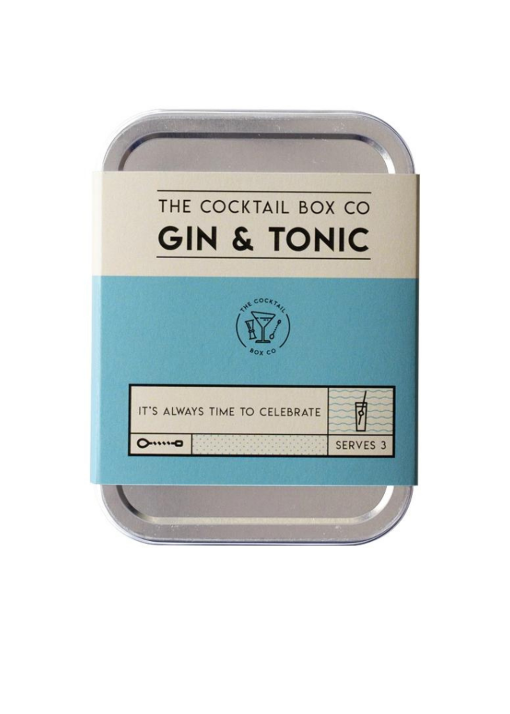 The Cocktail Box Co. The Gin & Tonic Cocktail Kit