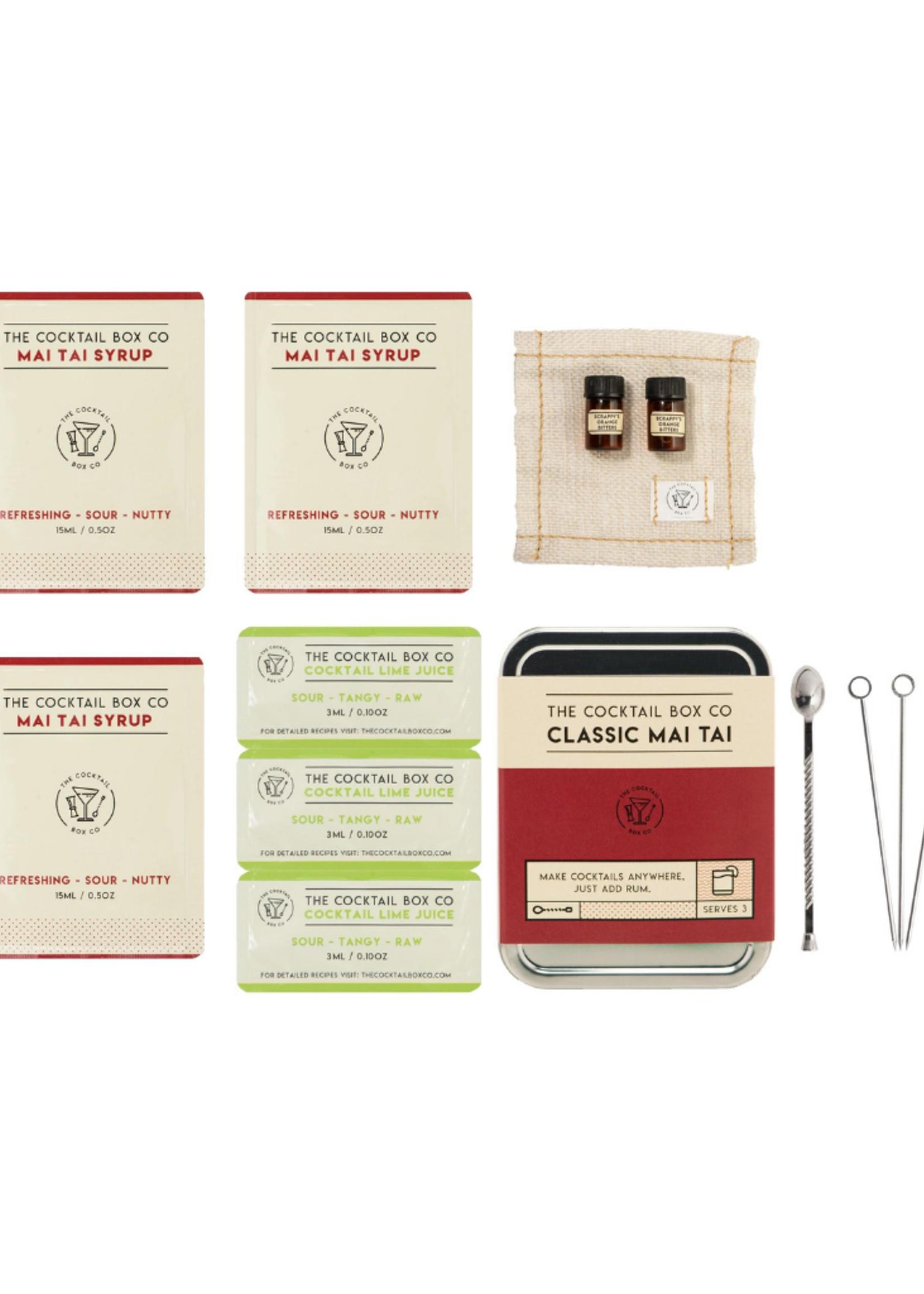 The Cocktail Box Co. The Mai Tai Cocktail Kit