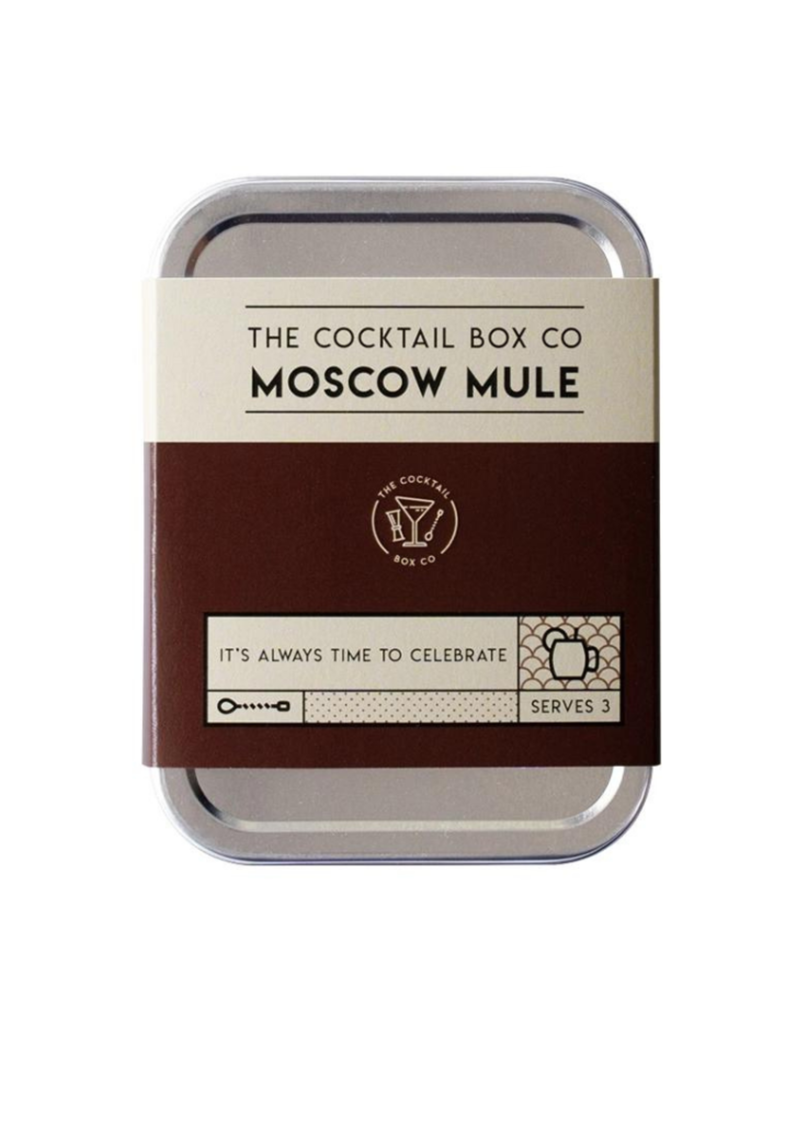 The Cocktail Box Co. The Moscow Mule Cocktail Kit