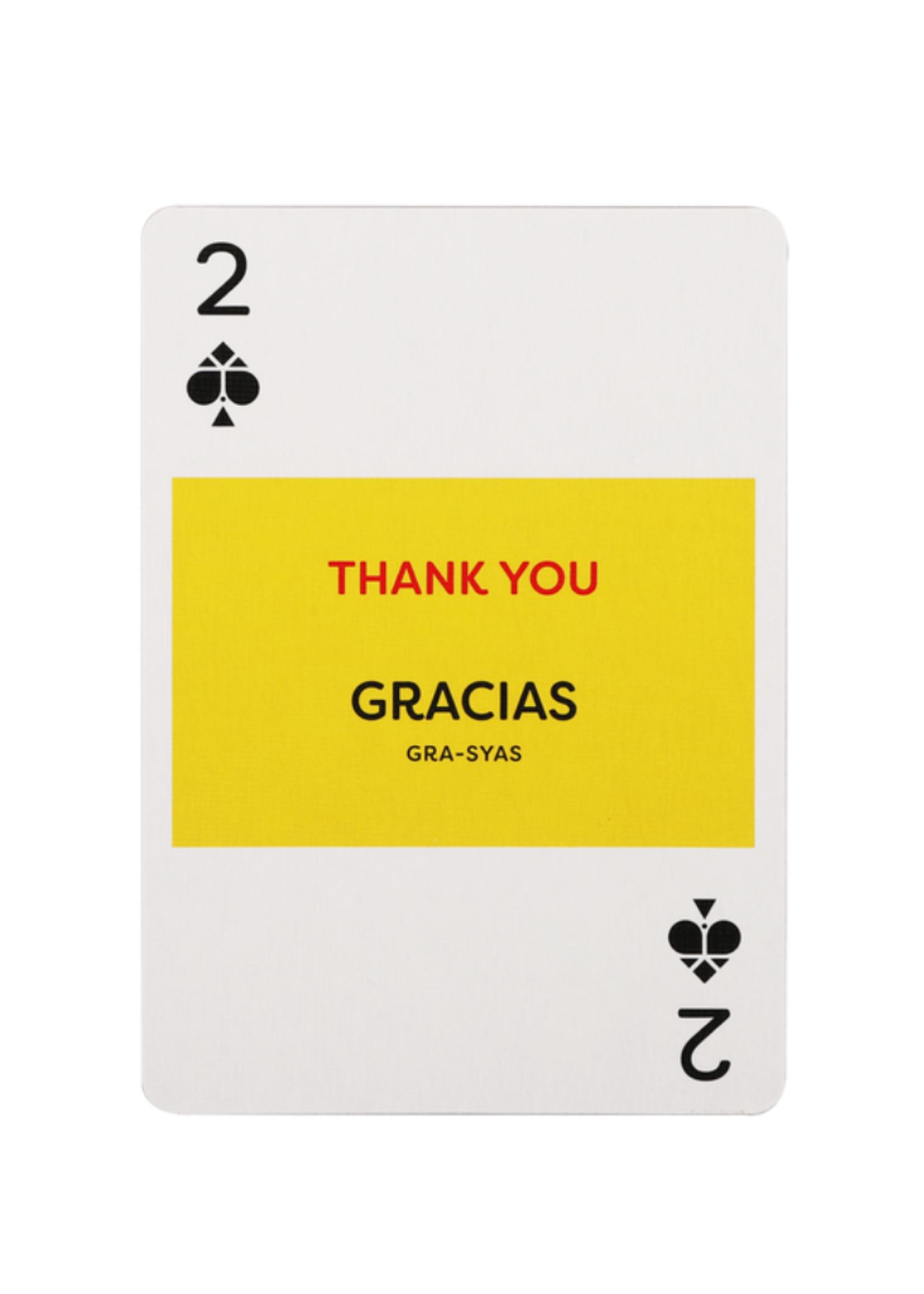 Lingo Playing Cards - Spanish