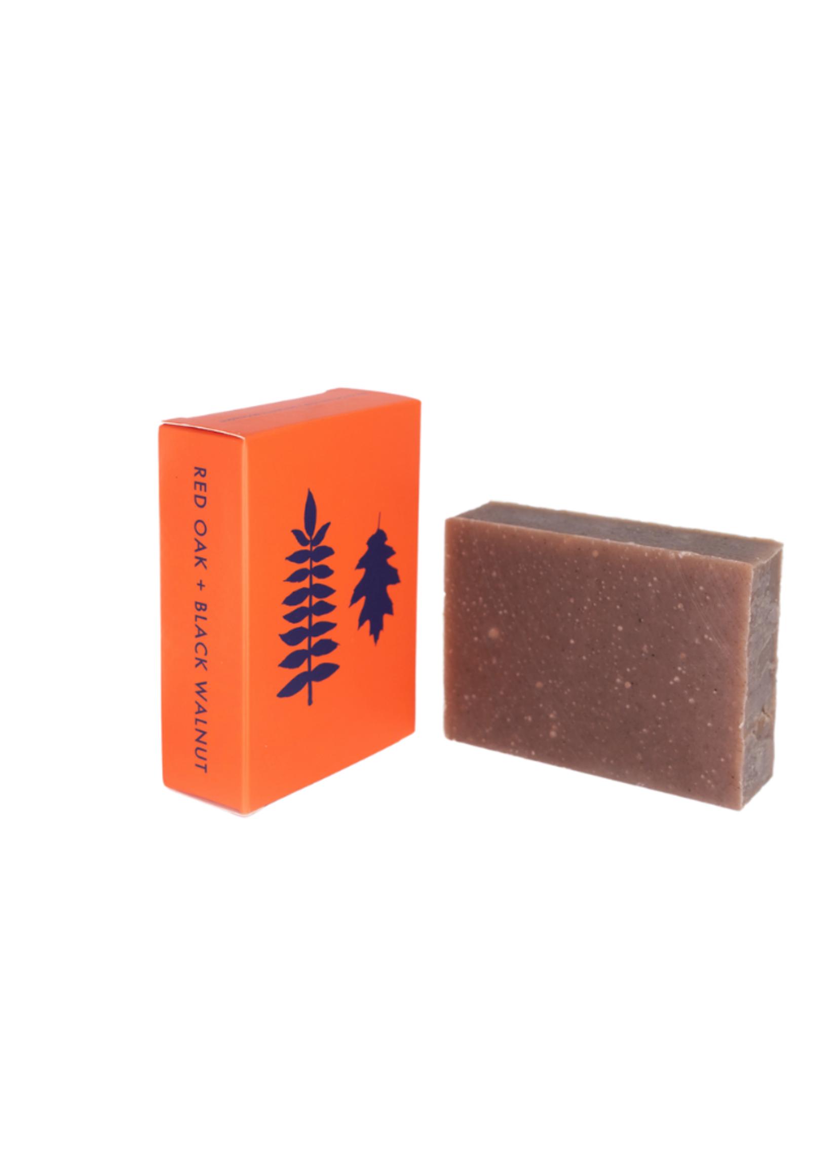 ALTR Red Oak & Black Walnut Soap