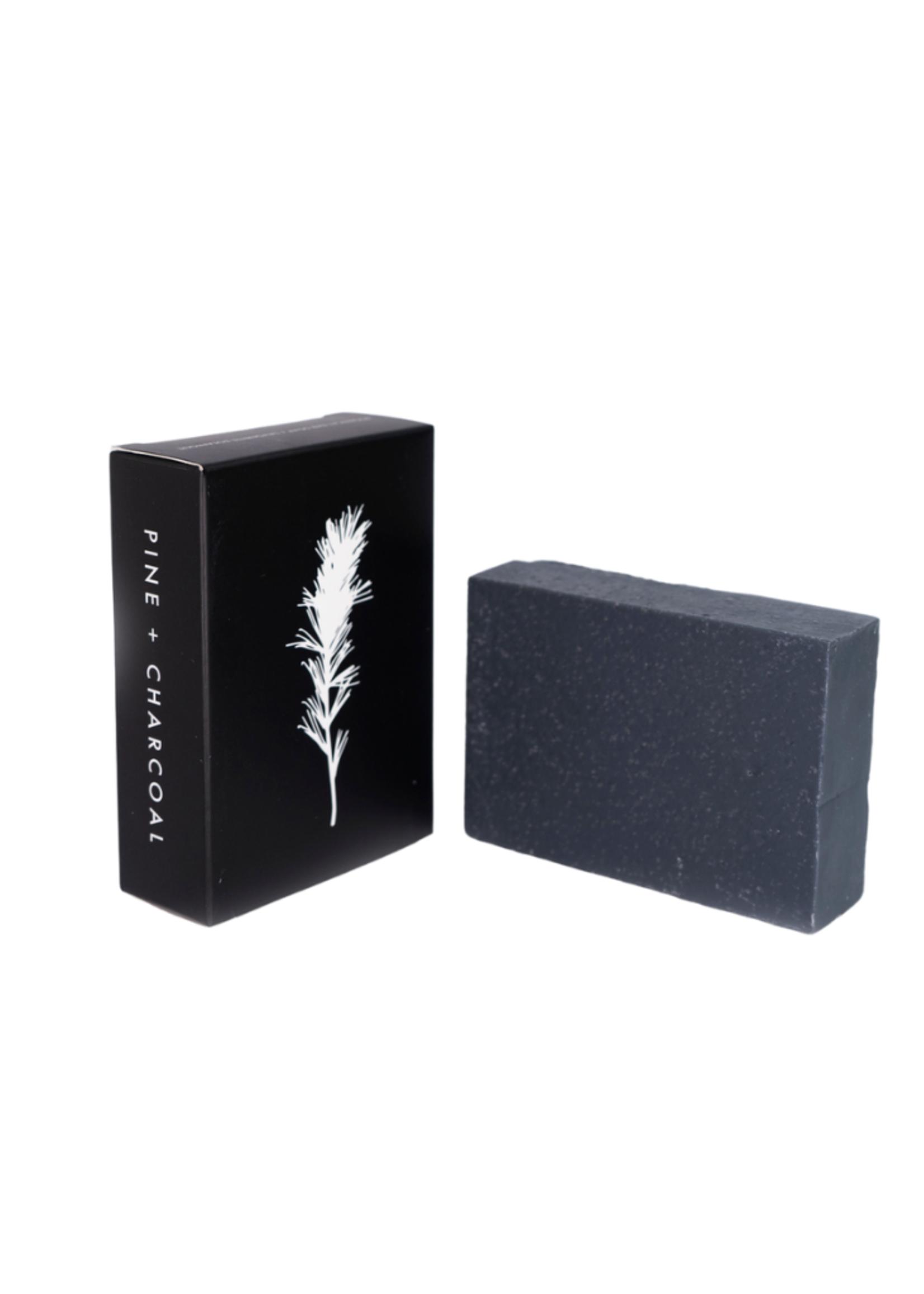 ALTR Pine & Charcoal Soap